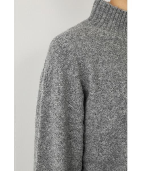 SHEL'TTER ORIGINAL(シェルターオリジナル)の「オーバーサイズコクーンニットトップス(ニット/セーター)」 詳細画像