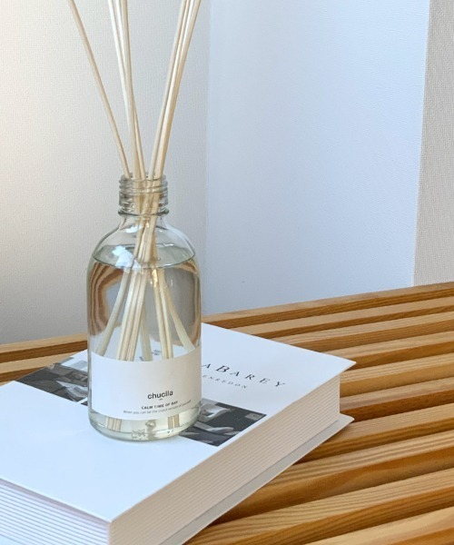 【chuclla home】CALM TIME OF DAY reed-diffuser 280ml chh7