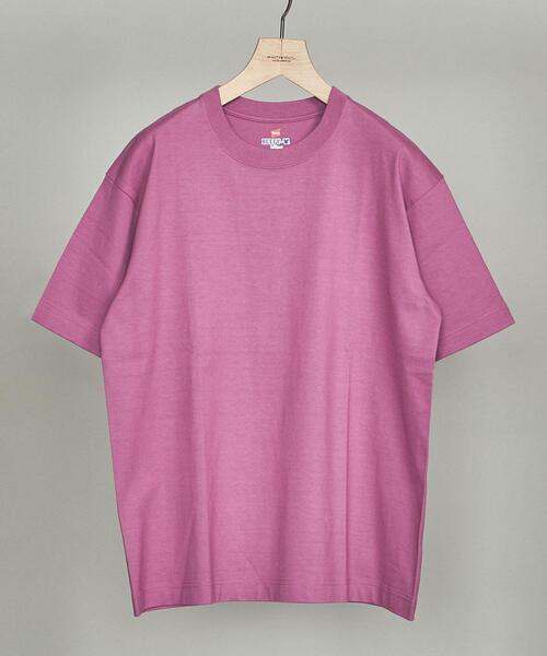 【別注】 <Hanes(ヘインズ)> BEEFY-T/ビーフィー Tシャツ ◇