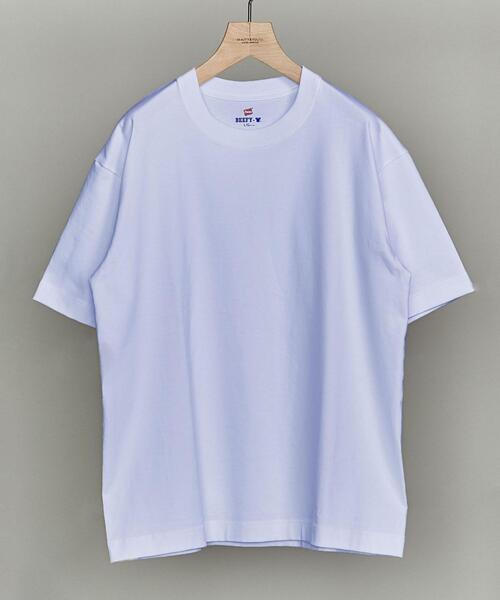 【別注】 <Hanes(ヘインズ)> BEEFY-T/ビーフィー Tシャツ ◇ :
