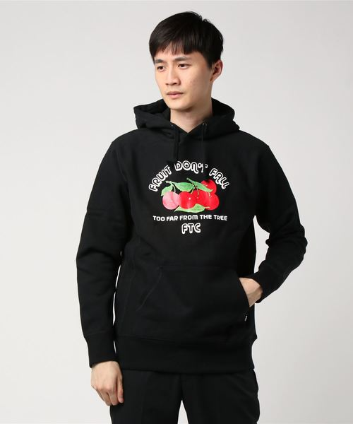 FRUIT DON' T FALL PULLOVER HOODY