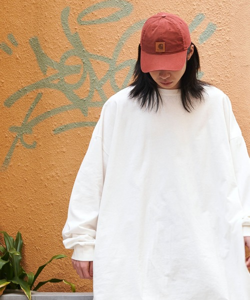 【BASQUE -enthusiastic design-】スーパーオーバーサイズロングスリーブTシャツ