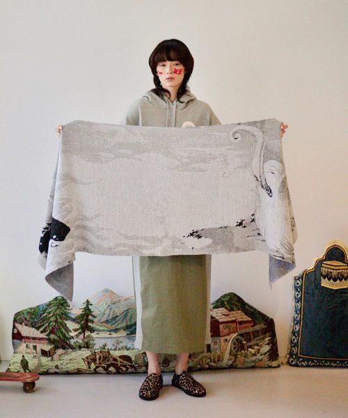 定番  Masterpiece Knit Knit Stole(ストール/スヌード)|STORAMA(ストラマ)のファッション通販, ヨコゴシマチ:8f796d7f --- skoda-tmn.ru