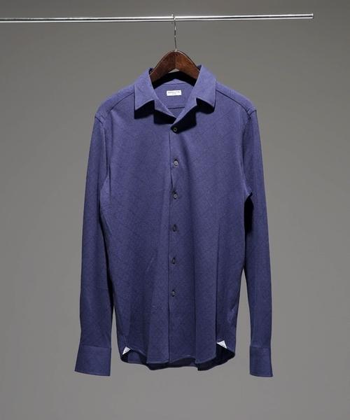 宅配便配送 nano・universeBagutta:オープンカラージャージジオメトリックシャツ(シャツ/ブラウス)|Bagutta(バグッタ)のファッション通販, くすりの三井:b5aeaffa --- tsuburaya.azurewebsites.net
