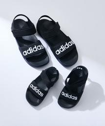adidas(アディダス)の【WOMEN・KIDS】WEB限定adidasADILETTESANDALK(サンダル)