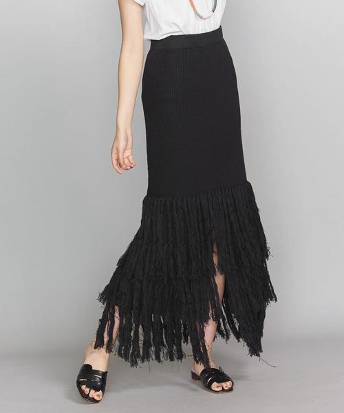 おすすめネット UNITED<MLM>フリンジスカート(スカート)|Lepidos(レピドス)のファッション通販, 日田郡:80420835 --- bit4mation.de