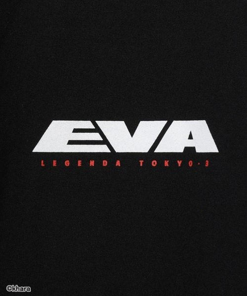 LEGENDA(レジェンダ)の「EVANGELION collaboration with LEGENDA ZEELE T-shirt(Tシャツ/カットソー)」 詳細画像