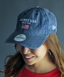 AVIREX(アヴィレックス)のAVIREX×NEW ERA/ アヴィレックス×ニューエラ/ 9TWENTY/ POLO CAP AVIREX U.S.A FLAG/ ポロキャップ AVIREXアメリカ国旗/Belle(キャップ)
