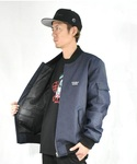 DOUBLE STEAL | Military Blouson(ブルゾン)