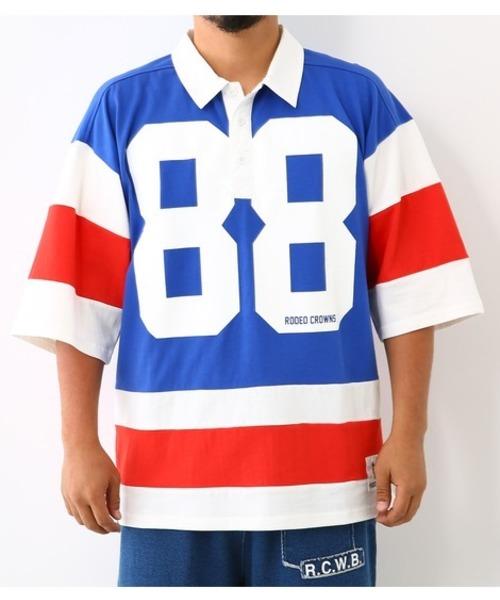 88 ビッグ ポロシャツ