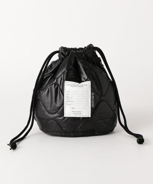○JANE SMITH 巾着バッグ / ジェーンスミス