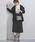UNITED ARROWS(ユナイテッドアローズ)の「UBCB タック フレアスカート†(スカート)」|ブラック