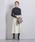 UNITED ARROWS(ユナイテッドアローズ)の「UBCB タック フレアスカート†(スカート)」|詳細画像