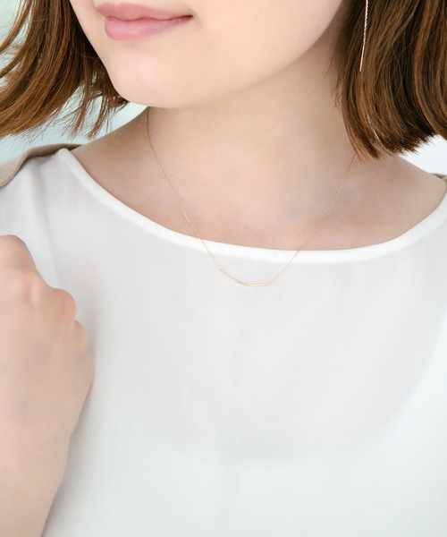 新品 【K10】アーチラインネックレス(ネックレス)|Phoebe(フィービィー)のファッション通販, オンベツチョウ:86bf6d9d --- skoda-tmn.ru