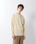 Steven Alan | <Steven Alan> CTN/CU CREW NECK LONG SLEEVE SWEAT-BOX/カットソー(スウェット)