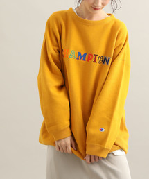 Champion(チャンピオン)の【WEB限定】【Champion】REVERSE WEAVE CREWNECK SWEAT(スウェット)