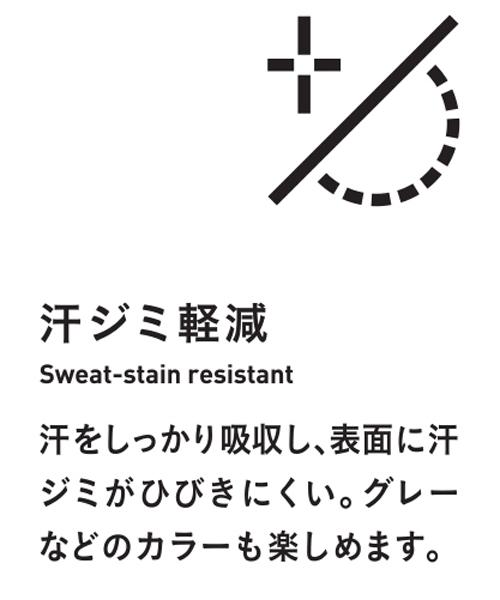 【汗ジミ軽減】パフスリーブTシャツ / LAKOLE