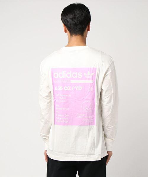 【adidas Originals】KAVAL GRP LS TEE DM1678