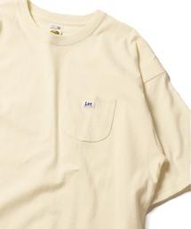 FREAK'S STORE(フリークスストア)のWEB限定 Lee×FREAK'S STORE/リー 別注ビッグシルエット ポケットTシャツ/ポケT(Tシャツ/カットソー)