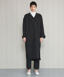 <H>SKIPPER COLLAR DRESS/ワンピース