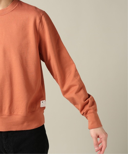 SAVE KHAKI UNITED(セーブカーキユナイテッド)の「【New Balance×SAVE KHAKI UNITED】L/S SUPIMA FLEECE SWEAT(スウェット)」|詳細画像
