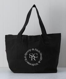 <Sporty&Rich>SRHWC TOTE BAG/バッグ.