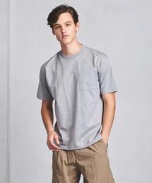 ○UASB カラー ポケットTシャツ