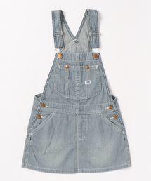 09ee436e5f13d1 Lee(リー)の【キッズ】WEB限定Leeジャンパースカート(ジャンパースカート