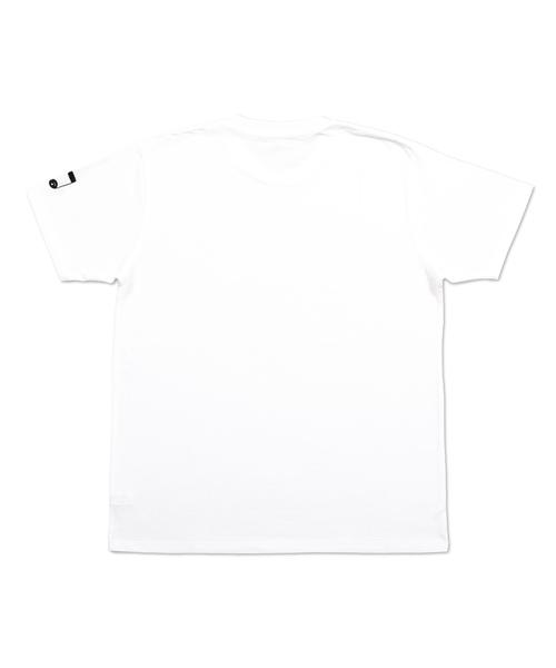 ベーシックTシャツ/フェイクイヤフォン