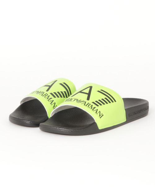 separation shoes 178e3 a13dc 【エンポリオ アルマーニ EA7】スポーツサンダル