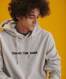 TOMMY JEANS(トミー ジーンズ)のTommy Jeans ロゴ パーカー(パーカー)