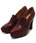 SMIRNASLI | 【SMIR NASLI】Pointed Loafers(ローファー)