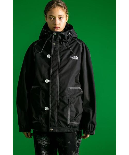 <THE NORTH FACE PURPLE LABEL> EX for monkey time 65/35 MTPK/マウンテンパーカ □□