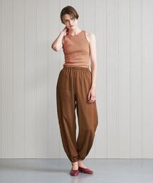 <H>BALLOON PANTS/パンツ