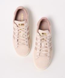 adidas(アディダス)の「adidas アディダス CAMPUS DESERT キャンパス デザート B22463 *LNN/PRL/WHT(スニーカー)」