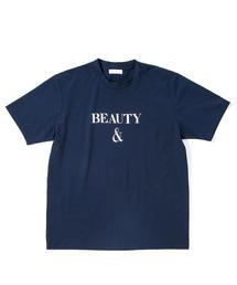 BEAUTY&YOUTH UNITED ARROWS(ビューティアンドユースユナイテッドアローズ)の【OCEANS別注企画】 BY クイック CI Tシャツ ◆(Tシャツ/カットソー)