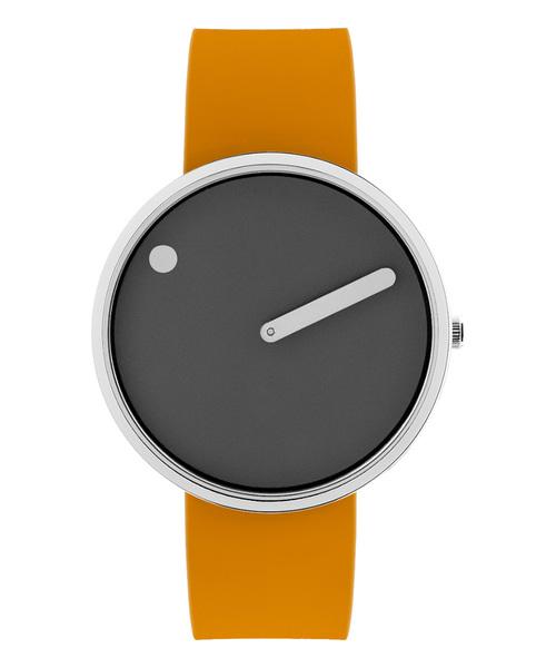 注目ブランド 「PICTO/ピクト」ポリッシュド スティール ベゼル シリコン シリコン ストラップ(腕時計) WatchStore,HMS WatchStore,BEYOND|PICTO(ピクト)のファッション通販, ハチロウガタマチ:5c31423e --- pitomnik-zr.ru