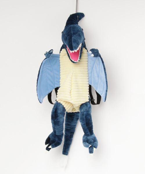 プテラノドン 恐竜 ぬいぐるみ リュック バッグパック