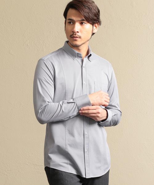 登場! ストライプジャージー EPOCA ボタンダウンシャツ(シャツ ザ/ブラウス)|EPOCA THE UOMO(エポカウォモ)のファッション通販, 滑川市:93188ba7 --- pyme.pe