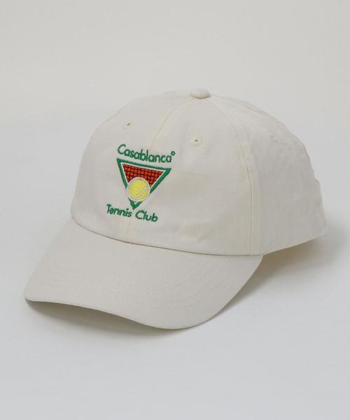 Casablanca(カサブランカ)TENNIS CLUB CAP