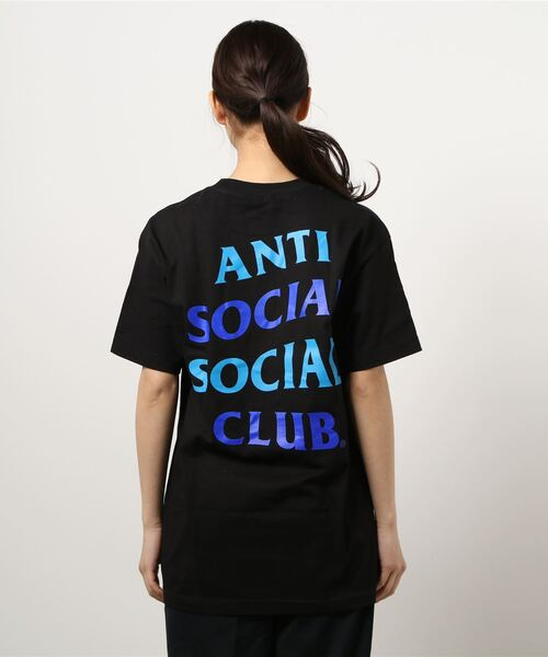ANTI SOCIAL SOCIAL CLUB(アンチソーシャルソーシャルクラブ)の「【8】【Anti Social Social Club】GRAPHIC TEE(Tシャツ/カットソー)」|詳細画像
