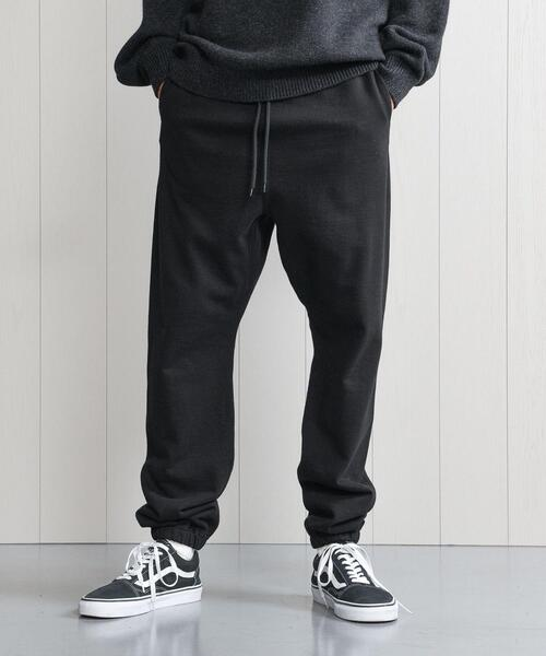 <H>CLASSIC SWEAT EASY PANTS/パンツ