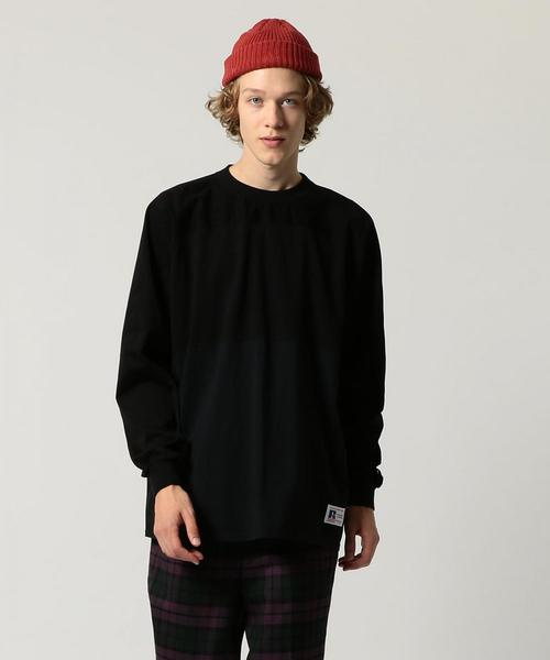 UNITED ARROWS & SONS(ユナイテッドアローズ&サンズ)RUSSELL CONST L/SL
