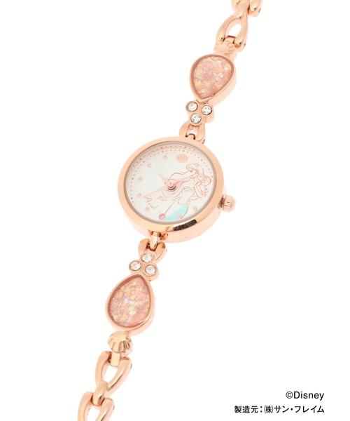 美人魚腕錶近圖