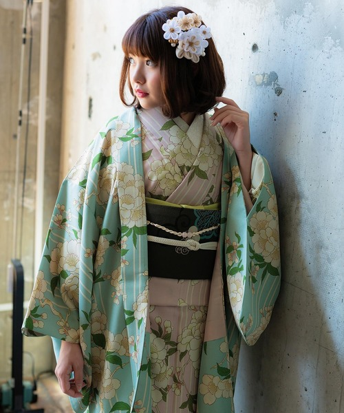 KIMONOMACHI オリジナル 羽織 単品