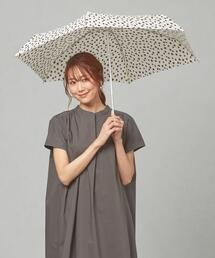 <because> ドット レオパード 折りたたみ傘
