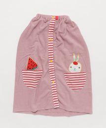 HOGAN RANCH WEAR(ホーガンランチウエア)のお着替えタオル ピンク(バスタオル)
