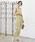 mysty woman(ミスティウーマン)の「シアービスチェパンツドレス 851633(ドレス)」 詳細画像
