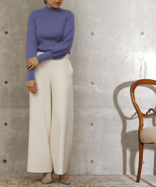 輝い 袖ボリュームリブニット(ニット/セーター) TIARA(ティアラ)のファッション通販, リーナショップ:7a0f3922 --- 5613dcaibao.eu.org