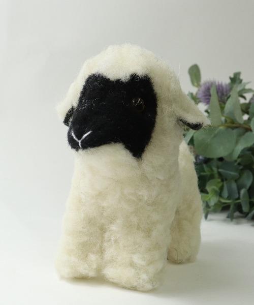 【 COLDBREAKER / コールドブレーカー 】 ウールボア ひつじぬいぐるみ SHEEP MINI・・